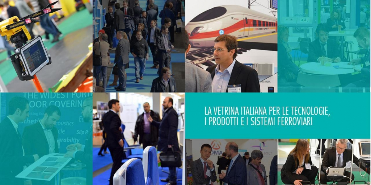 Milan hosts the largest railway event in Italy